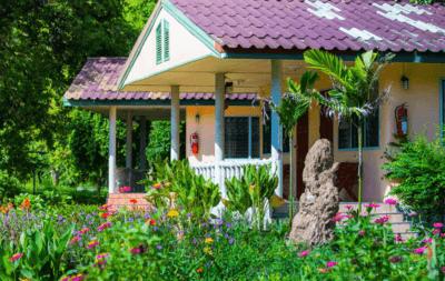 Country Lake Lodge, Thailand