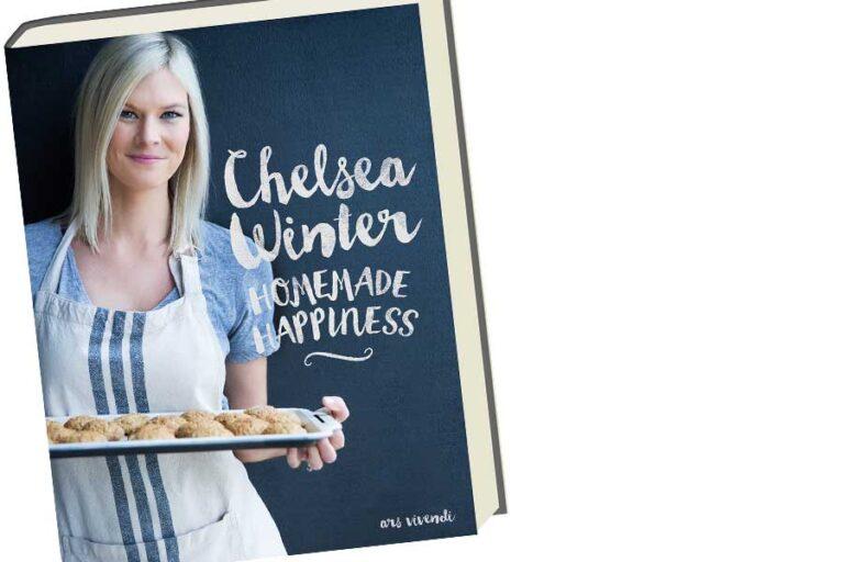 Homemade Happiness - geniale, alltagstaugliche Rezepte von Chelsea Winter