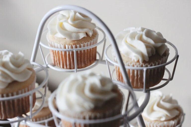Rezept für Lily & Rose Cupcakes