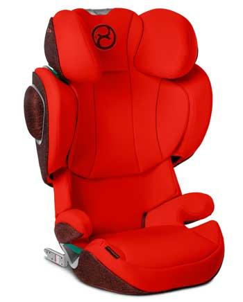 Der Kindersitz Solution Z i-FIX © Cybex