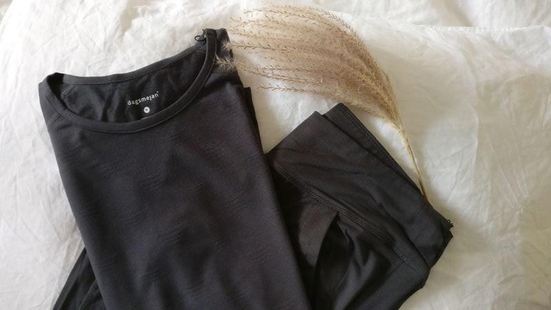Der dagsmejan Schlafanzug fühlt sich superweich und federleicht an © Women30plus
