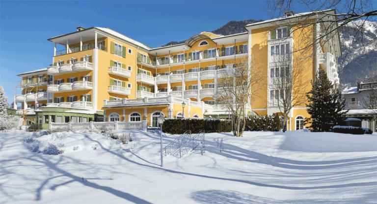 Hotel-Test: Das Alpenhaus im Gasteinertal