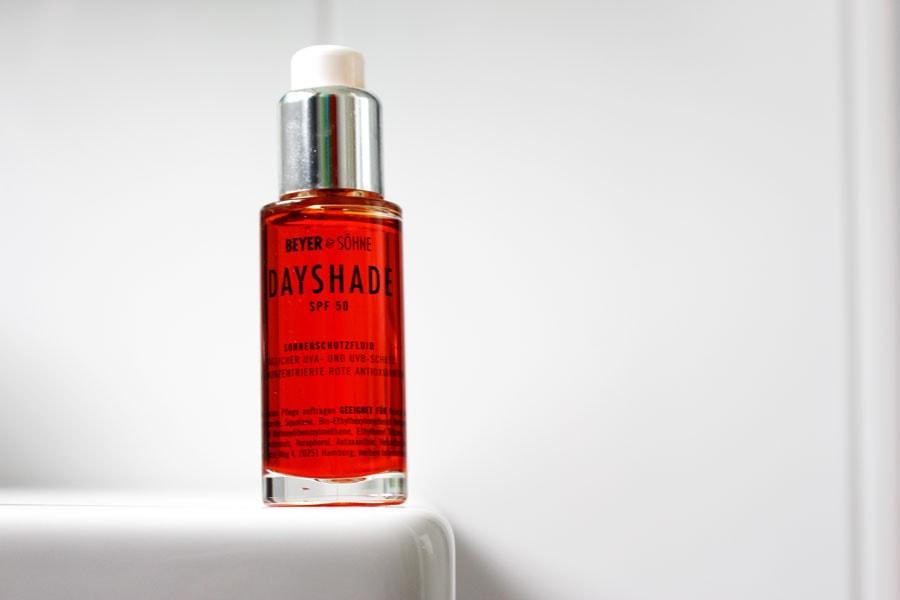 Dayshade - Sonnenschutz und Serum in einem
