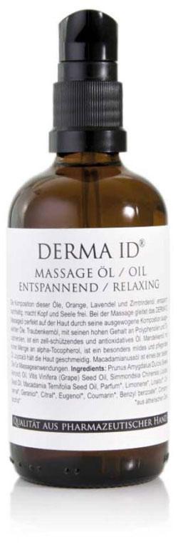 Derma ID Massage Öl