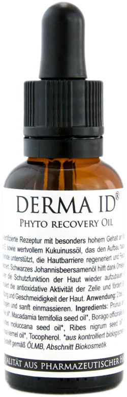 Phyto Recovery Oil von Derma ID