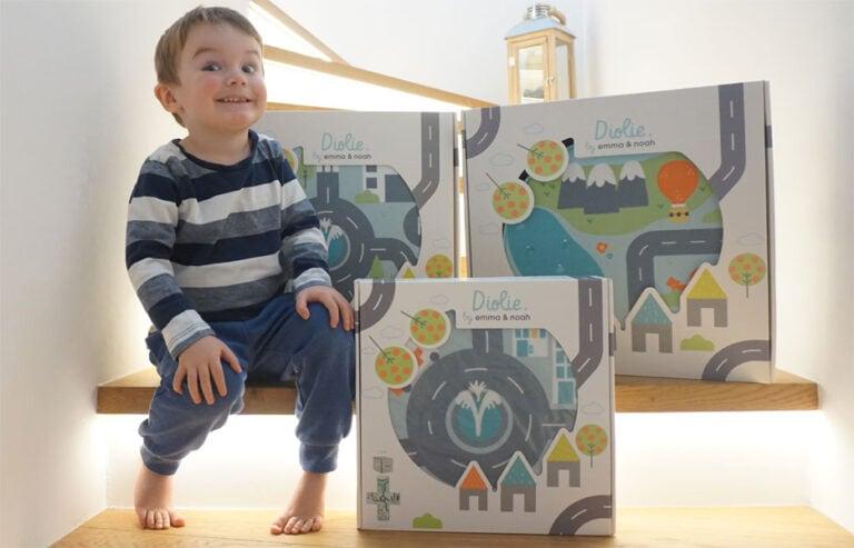 Spielzeugboxen Diolie: endlich Ordnung im Kinderzimmer
