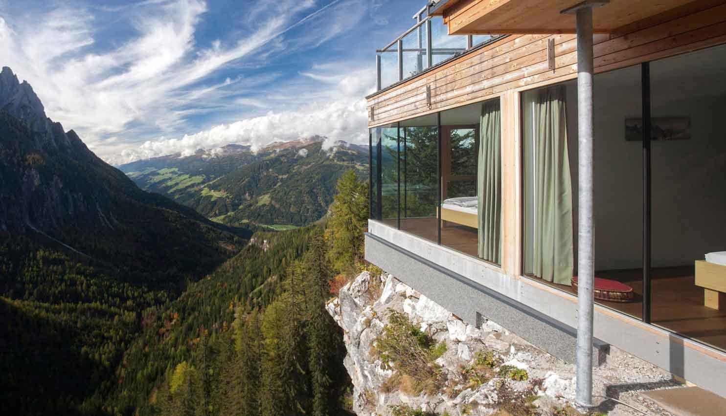 Die Lienzer Dolomitenhütte
