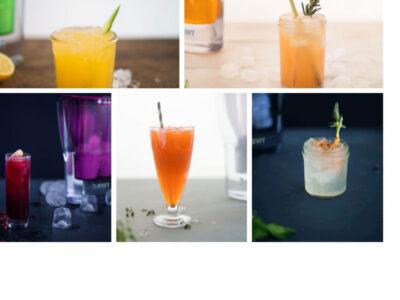 Entschlacken mit erfrischenden Drinks