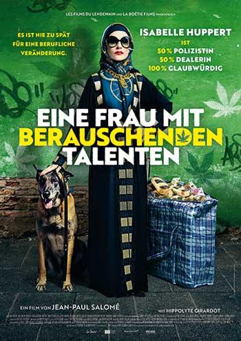 Eine Frau mit berauschenden Talenten Plakat
