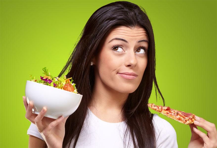 """Abnehmen mit """"der einfachsten Diät der Welt"""""""