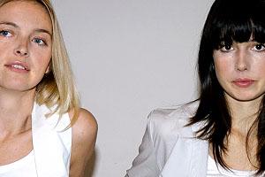 Designerinnen-Duo Elfenkleid