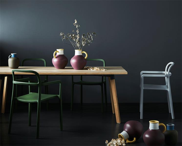 Ypperlig Tisch und Armlehnstuhl