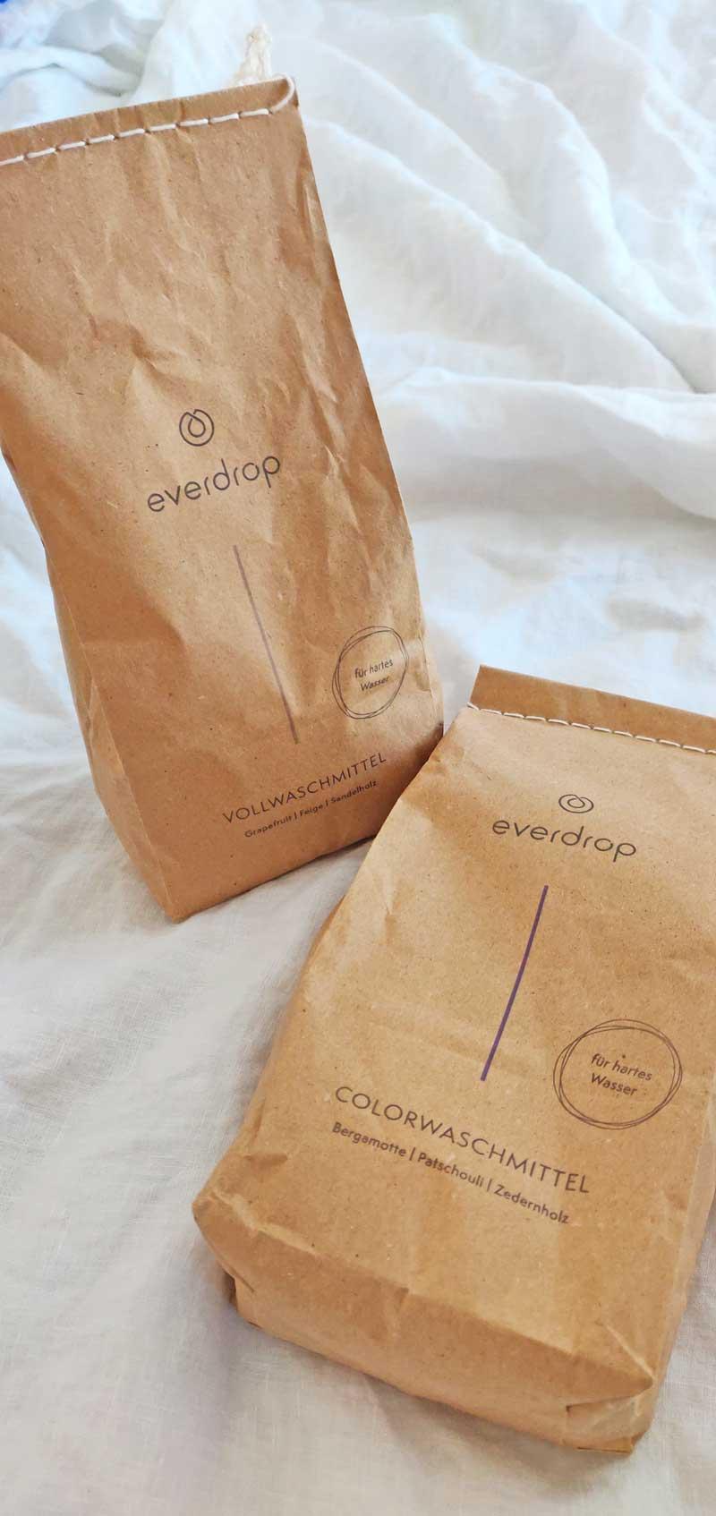 Nachhaltig verpackt und abgestimmt auf den Härtegrad deines Wohnortes © Women30plus
