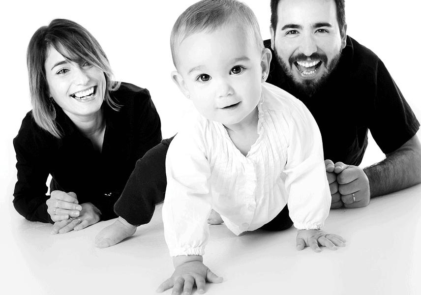 Berufstätige Eltern ist das zukunftsweisende Modell