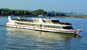 Ganztagesausflug mit Flair: mit der MS Elisabeth von Wien nach Bratislava; Bildquelle: Donaureisen