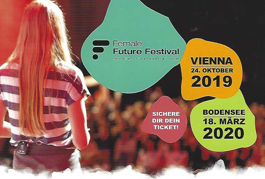 Erstmals in Wien: das Female Future Festival