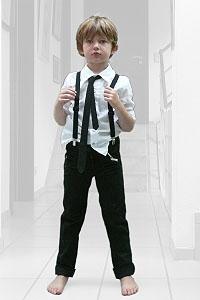 Klicken Sie hier, um das große Bild anzusehen: Festtagsmode für Jungs im Brit Pop Style; Bildquelle: dawanda
