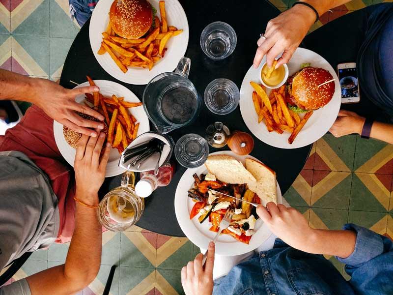 Figurkiller: Fettes Essen hilft nicht unbedingt beim Abnehmen