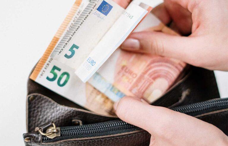 Meine Finanzen im Griff & Geld sparen