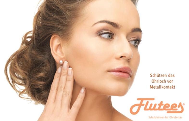 Schutzhülsen für Ohrstecker