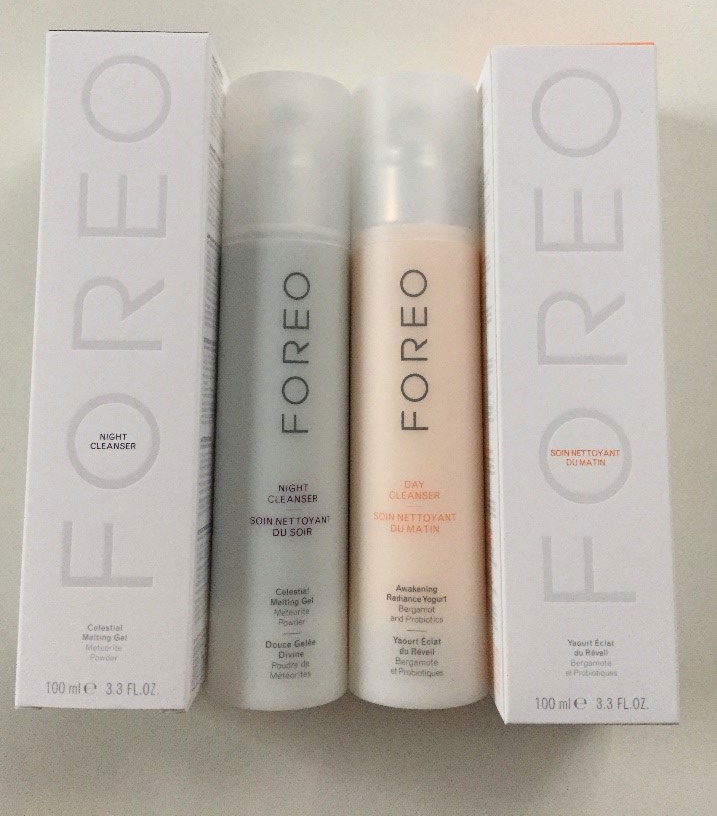 Beauty-Test: Foreo Cleanser Day & Night