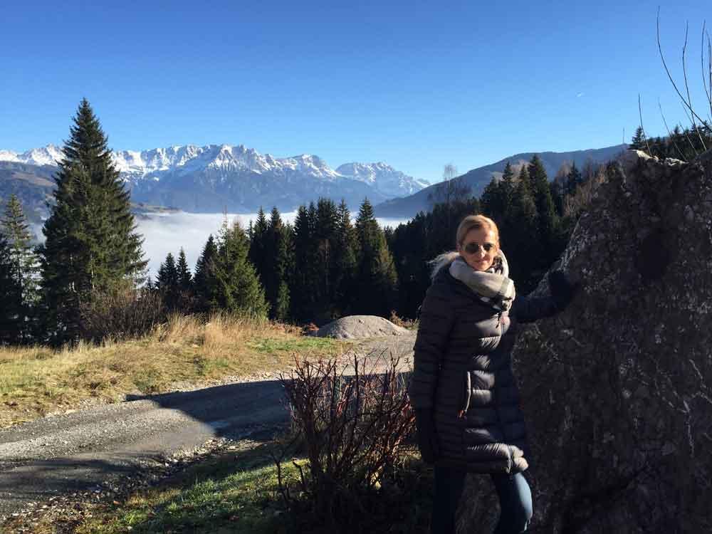 Heike im Salzburger Land © Heike Wallner