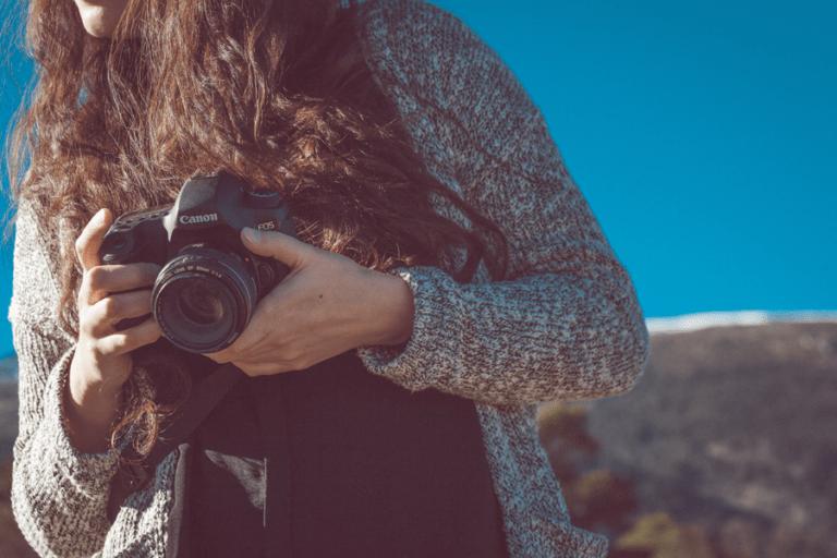 Schöne Fotos aufnehmen und zur Geltung bringen