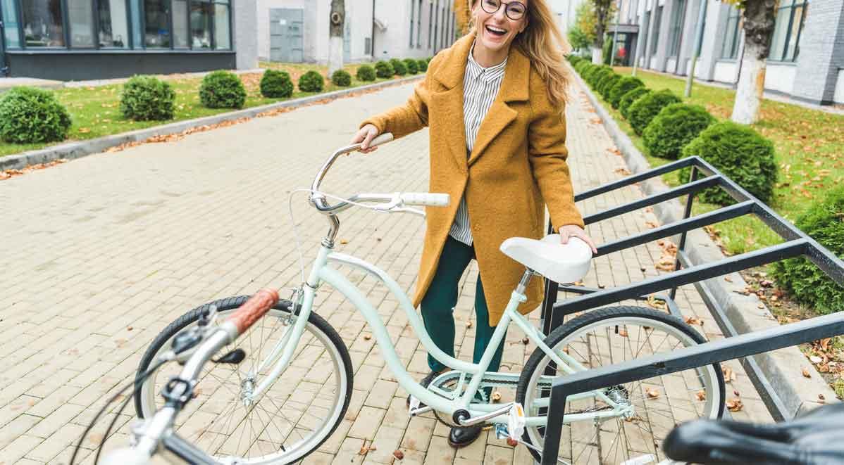 Endlich das Fahrrad rausholen - so wird es frühlingsfit!
