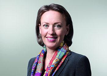 Mag. Monika Jung, CEO Valartis Bank; Bildquelle: Valartis