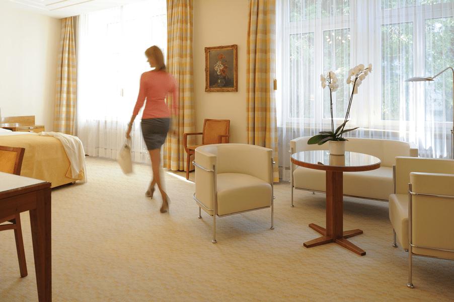 """Im Hotel Einstein in St. Gallen gibt es einen eigenen """"Ladies floor"""""""
