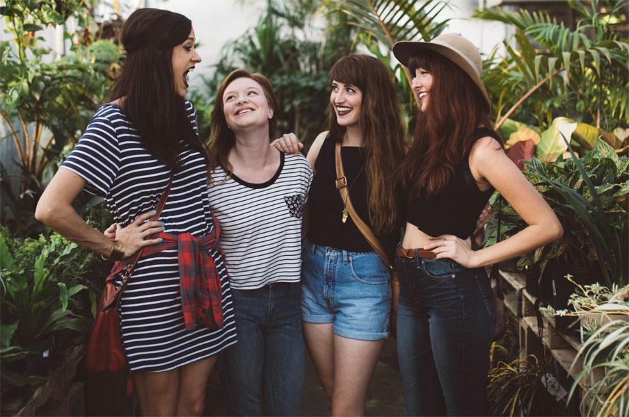Regel 4: Freundschaften pflegen
