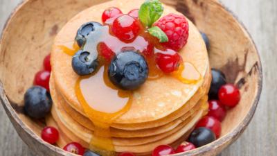 Leckere Pancakes