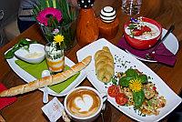Vielfältige Frühstückskombinationen im 220grad