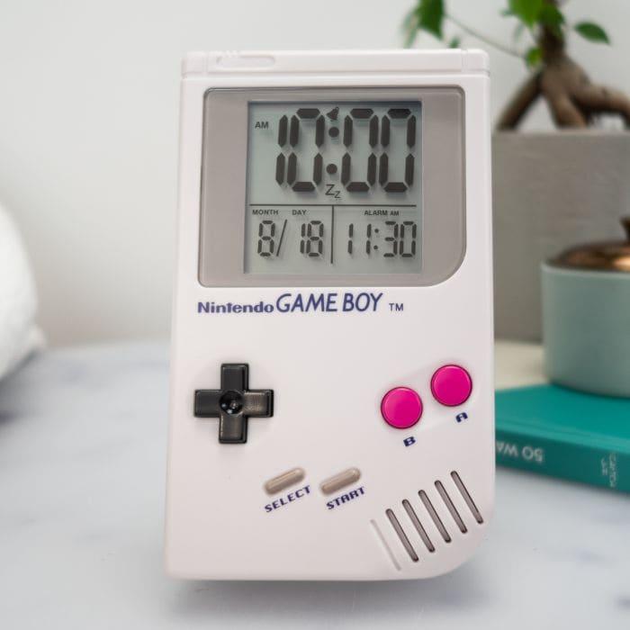 Ganz wie in alten Zeiten: Game Boy Wecker