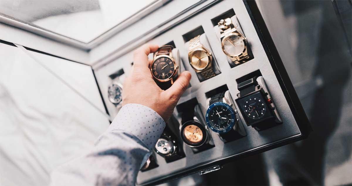 Luxusgüter wie z.B. Uhren versprechen eine hohe Rendite