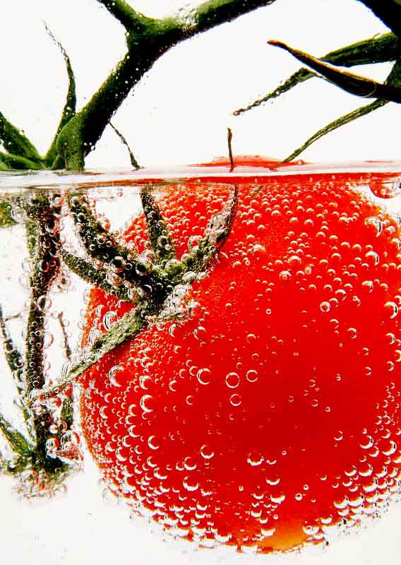 Tomaten verzögern den Hautalterungsprozess