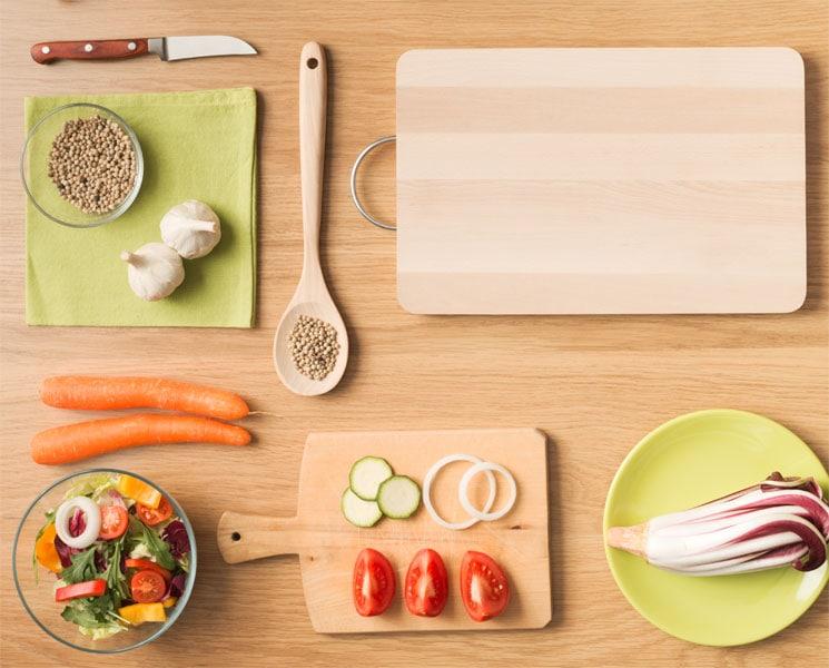 """Plus-Minus-Rezepte aus """"Die einfachste Diät der Welt"""""""