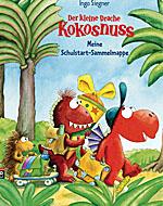 Schulstart-Sammelmappe mit dem Drachen Kokosnuss; © cbj Verlag