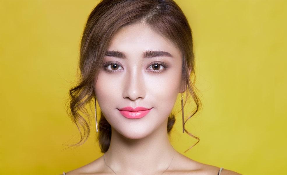Gesichtsreinigung nach koreanischem Vorbild