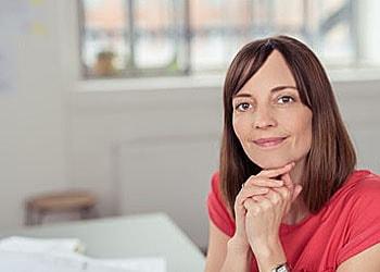 Endlich unabhängig. Viele Frauen wünschen sich, ihr eigener Chef zu sein.; © Fotolia - contrastwerkstatt