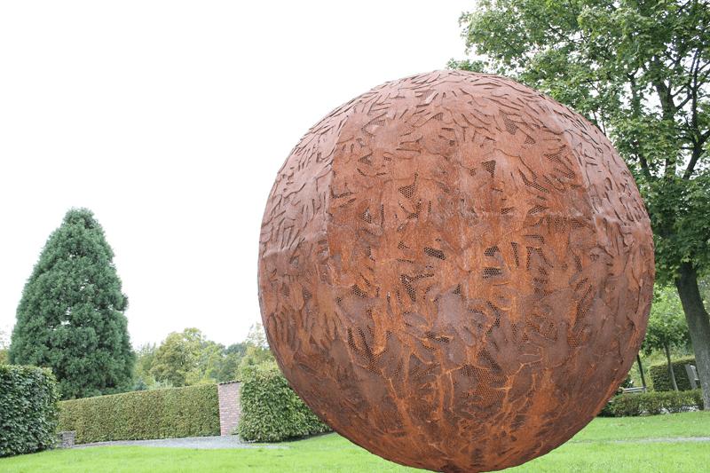 Skulptur im Grugapark