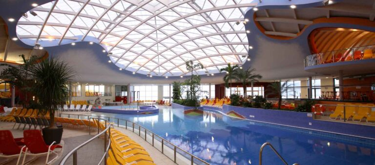 Hotel-Test: H2O-Therme in Bad Waltersdorf