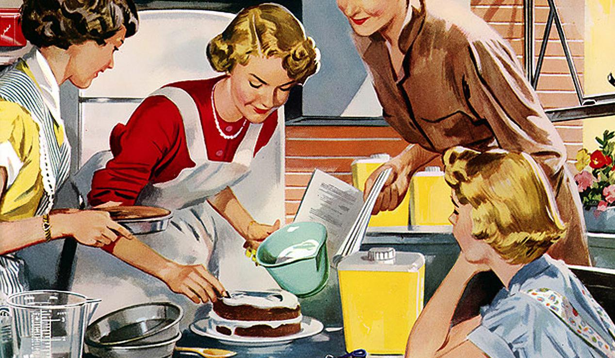 Es gibt viele gute Haushaltstipps aus Oma's Zeiten