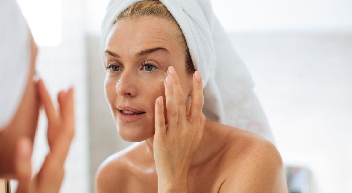 Darauf solltest du bei der Hautpflege im Winter achten.