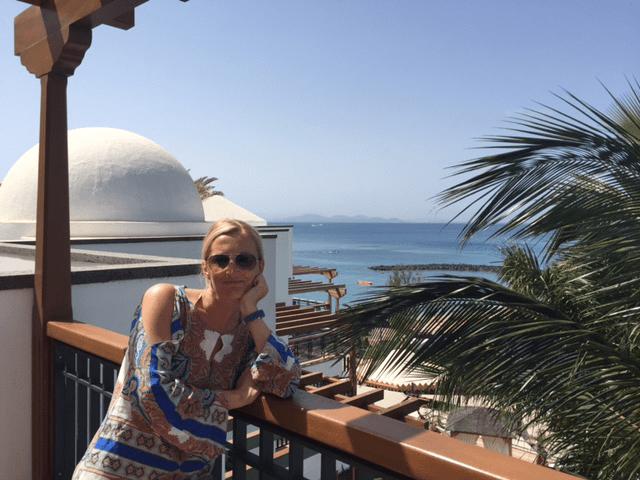 Heike auf Lanzarote