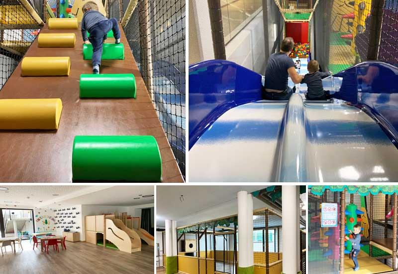 Spiel & Spaß in der Kids Area der Hochkönigin © Heike Wallner