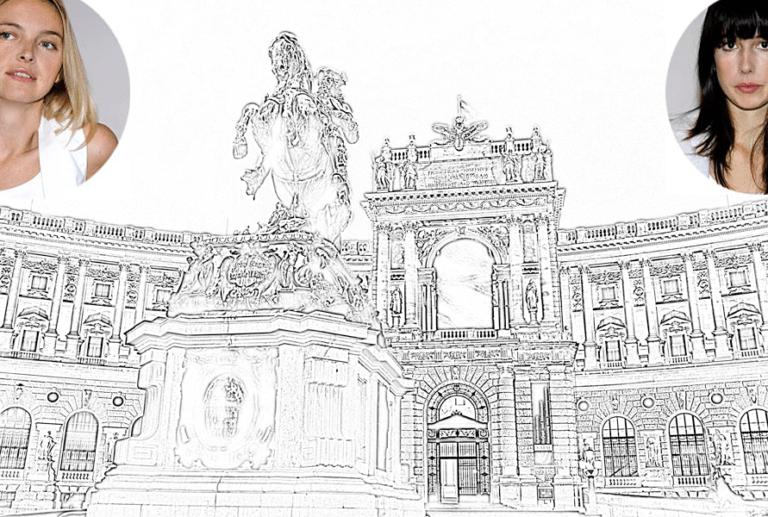 Hot Spots in Wien von Designerinnen-Duo Elfenkleid