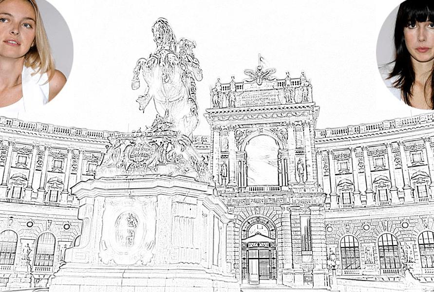 Hot-Spots in Wien von Designerinnen-Duo Elfenkleid