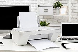 Der Drucker kann die Home Office Kosten in die Höhe treiben; © fotofabrika - Fotolia.com
