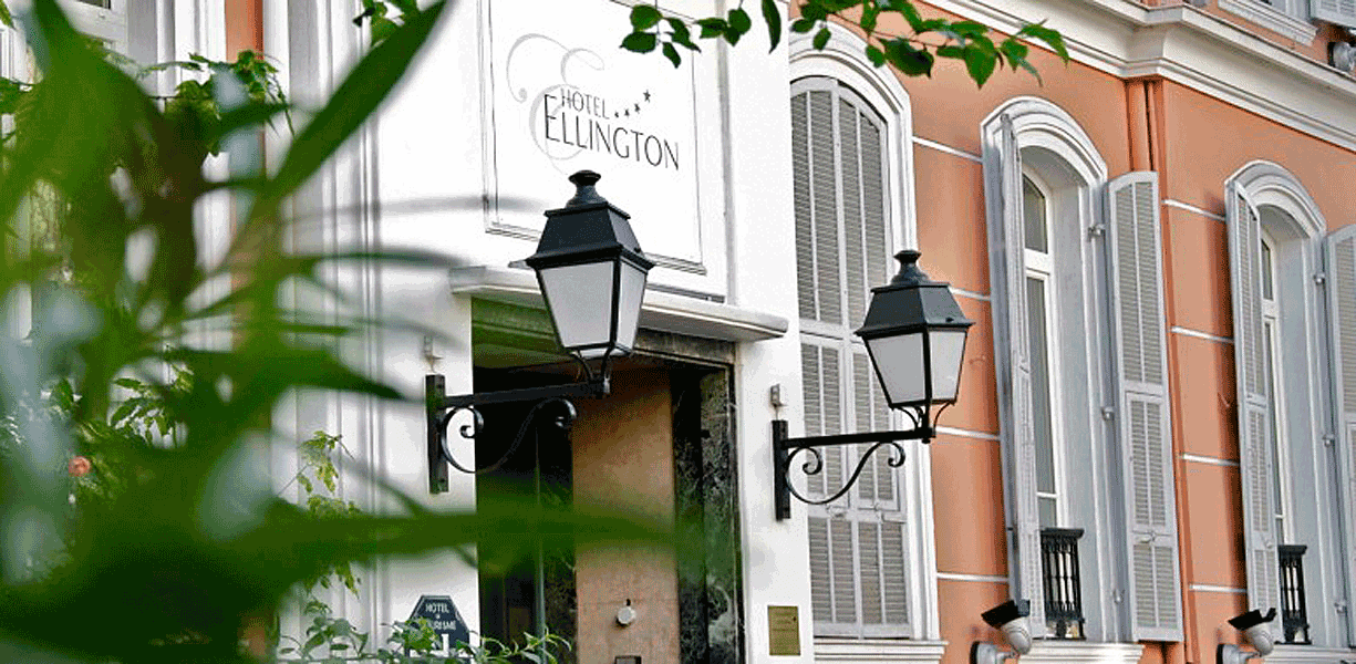 Hotel Ellington, Nizza